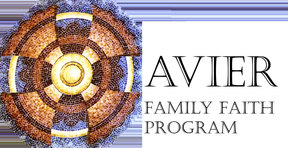 Xavier Family Faith Program logo